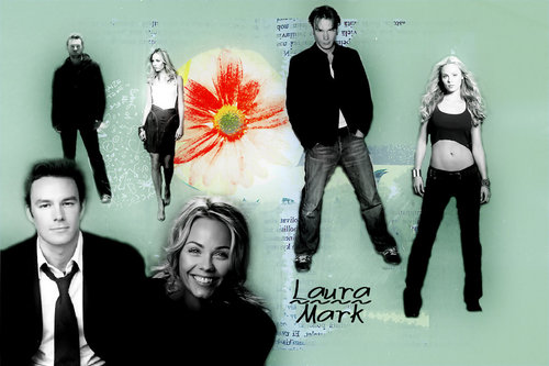 Mark and Laura