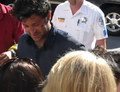 McDreamy Taking Pictures With Fans !! - patrick-dempsey screencap