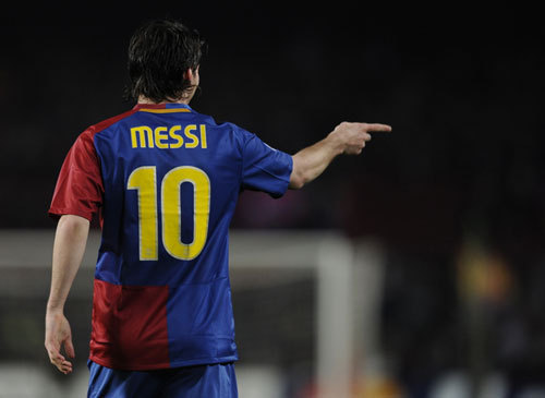 Messi #10