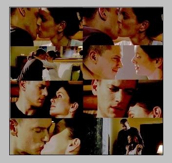 Michael and Sara.