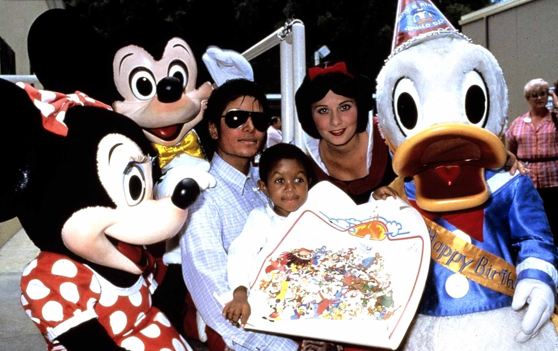 Image result for emmanuel lewis and michael jackson