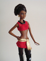 Mirror Uhura Barbie