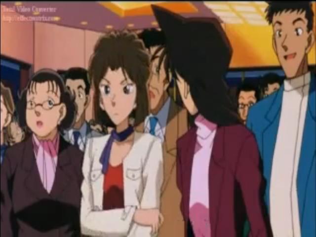 Movie 5: Countdown to Heaven - Detective Conan Movies Image