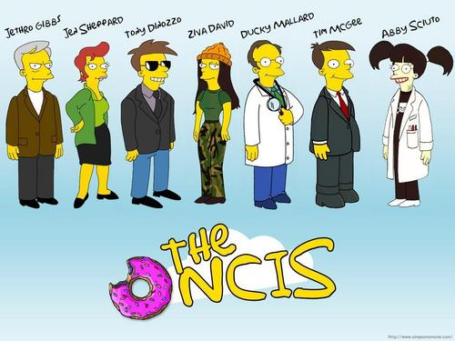 NCIS: Simpsons version