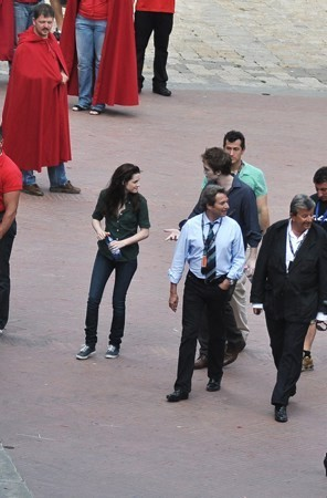 New/Old Pictures From Montepulciano on the Set of New Moon