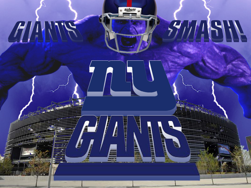 NEW YORK GIANTS Smash! - NEW YORK GIANTS Fan Art (14369094) - Fanpop