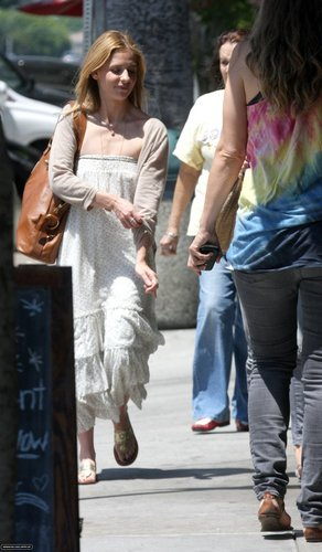 Out in Beverly Hills - July 30