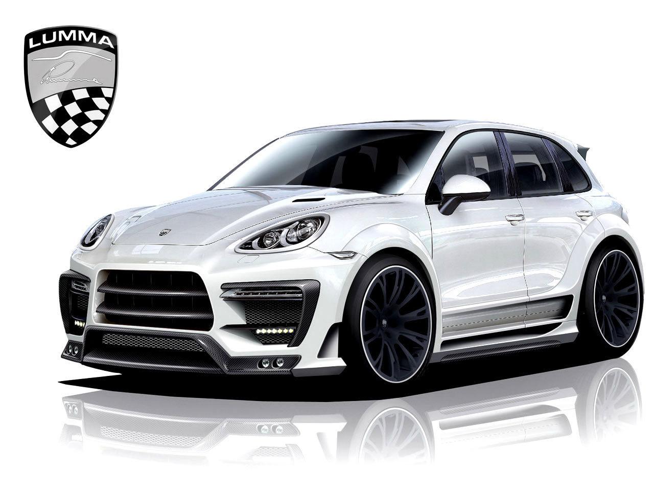 Porsche Cayenne Clr 550 Gt By Lumma Design Porsche Wallpaper 14334948 Fanpop