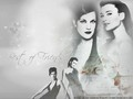 Pauley and Cote - pauley-perrette wallpaper