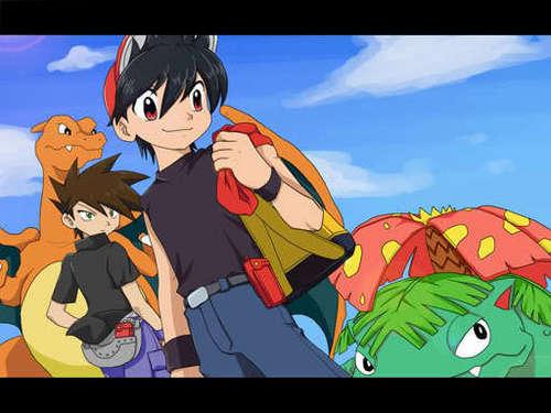 Pokemon Special-like-movie