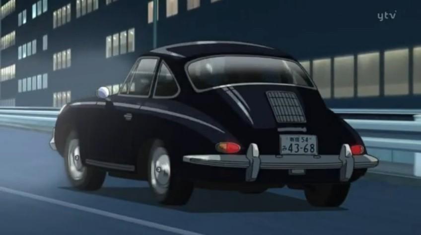 Porsche 356A - Black organization 848x475