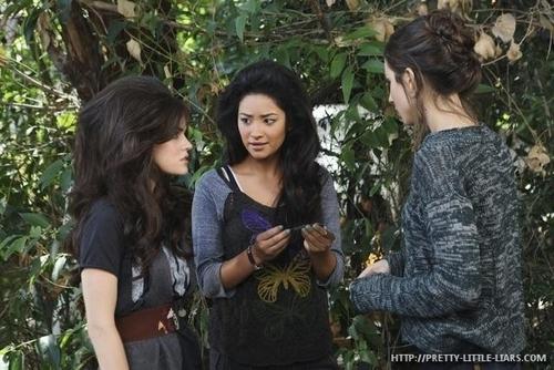 Pretty Little Liars - Episode 1.10 - Keep Your دوستوں Close - Promotional تصاویر