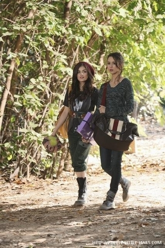 Pretty Little Liars - Episode 1.10 - Keep Your 프렌즈 Close - Promotional 사진