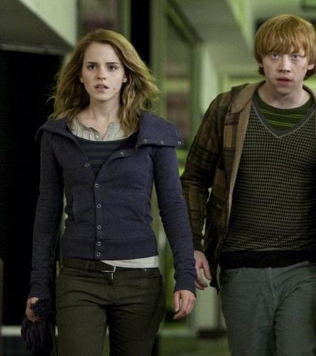로미온느 - Harry Potter & The Deathly Hallows