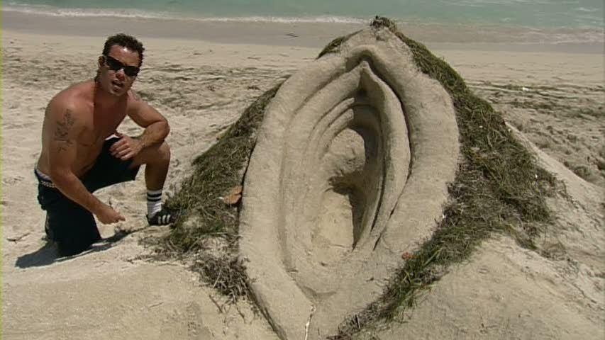 Jackass Sand Vagina