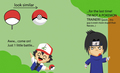 Sasuke vs Ash?