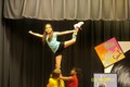 Scale Stunt - cheerleading photo