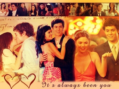 The OC wallpaper entitled Seth and Summer