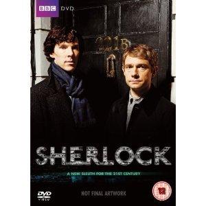 Sherlock DVD cover