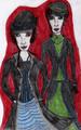Sherlock Holmes & Joanna Watson - the-sherlock-and-watson-show fan art