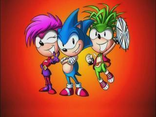 Sonia, Sonic and Manic