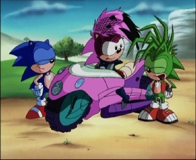 Sonic, Sonia and Manic