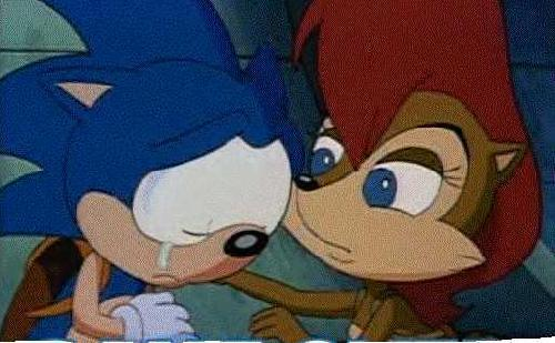 Sonic and sally wallpaper and background images in the sonic sally