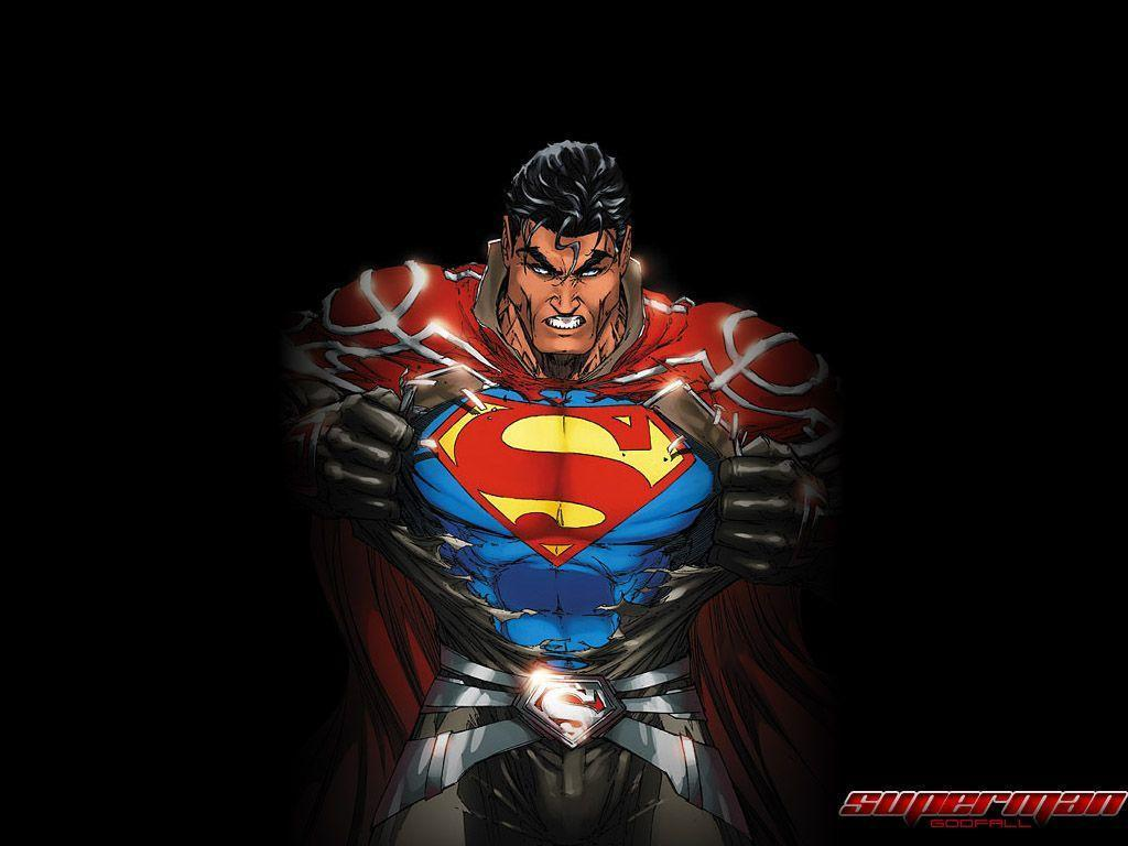 superman comic art wallpaper - photo #23