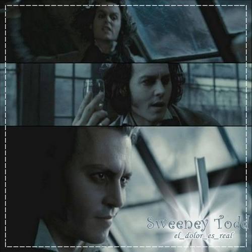 Sweeney ♥ Todd