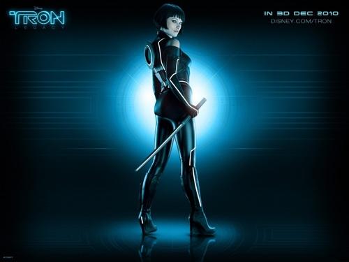 TRON Legacy – Olivia Wilde