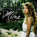 Taylor Swift - Mine (Official Single Cover)