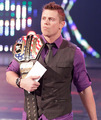 The MIZ - HANDSOME - the-miz-michael-mizanin photo