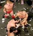 The Nexus & Bret Hart