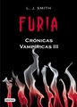 The Vampire Diaries The Fury (Spain Cover)