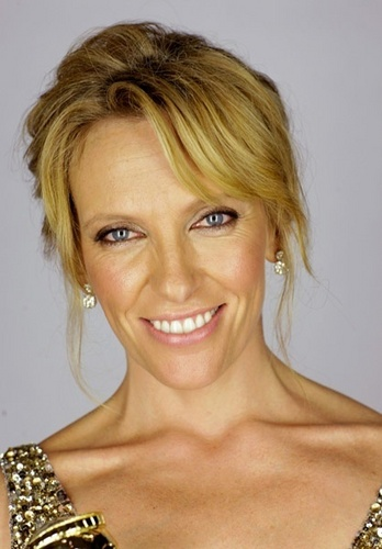 Toni Collette -Golden Globe Awards
