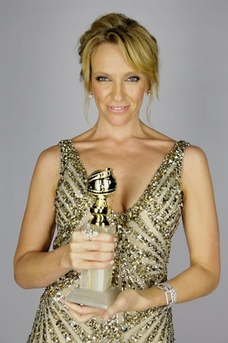 Toni Collette @ Golden Globe Awards
