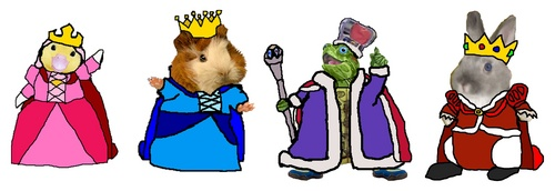 Wonder Pets - Royalty