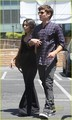 Zac & Vanessa out in Hollywood - zac-efron photo