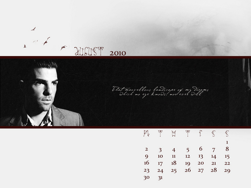 Zachary Quinto / August 2010
