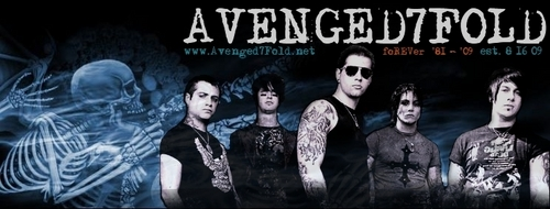 Avenged Sevenfold wallpaper entitled avenged7fold.net