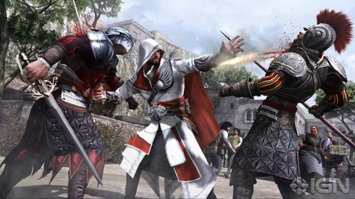 Assassin's Creed wallpaper titled ezio