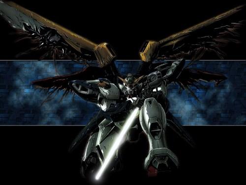 gundam wing characters