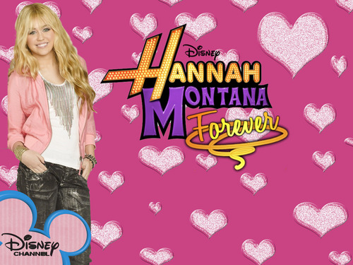 hannah montana forever.......by pearl