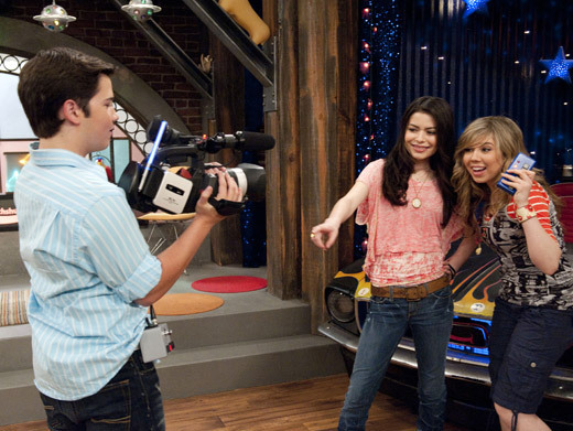 iGot A Hot Room - icarly photo