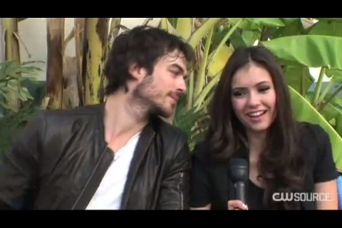 ian has a little crush lol