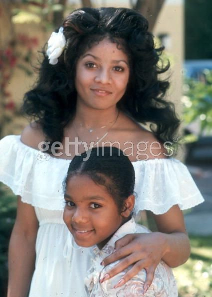 latoya and janet jackson - photo #1