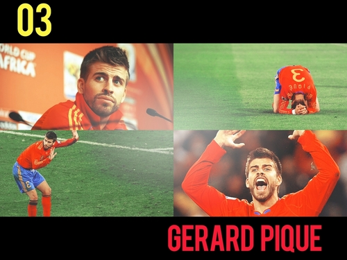 Gerard Piqué wallpaper entitled pique^
