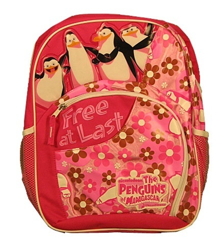 pom backpack for girls