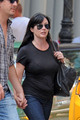 shannen doherty New York City with her boyfriend - shannen-doherty photo
