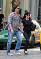 shannen doherty New York City with her boyfriend